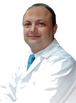 Dr. Gustavo Garrido Salazar